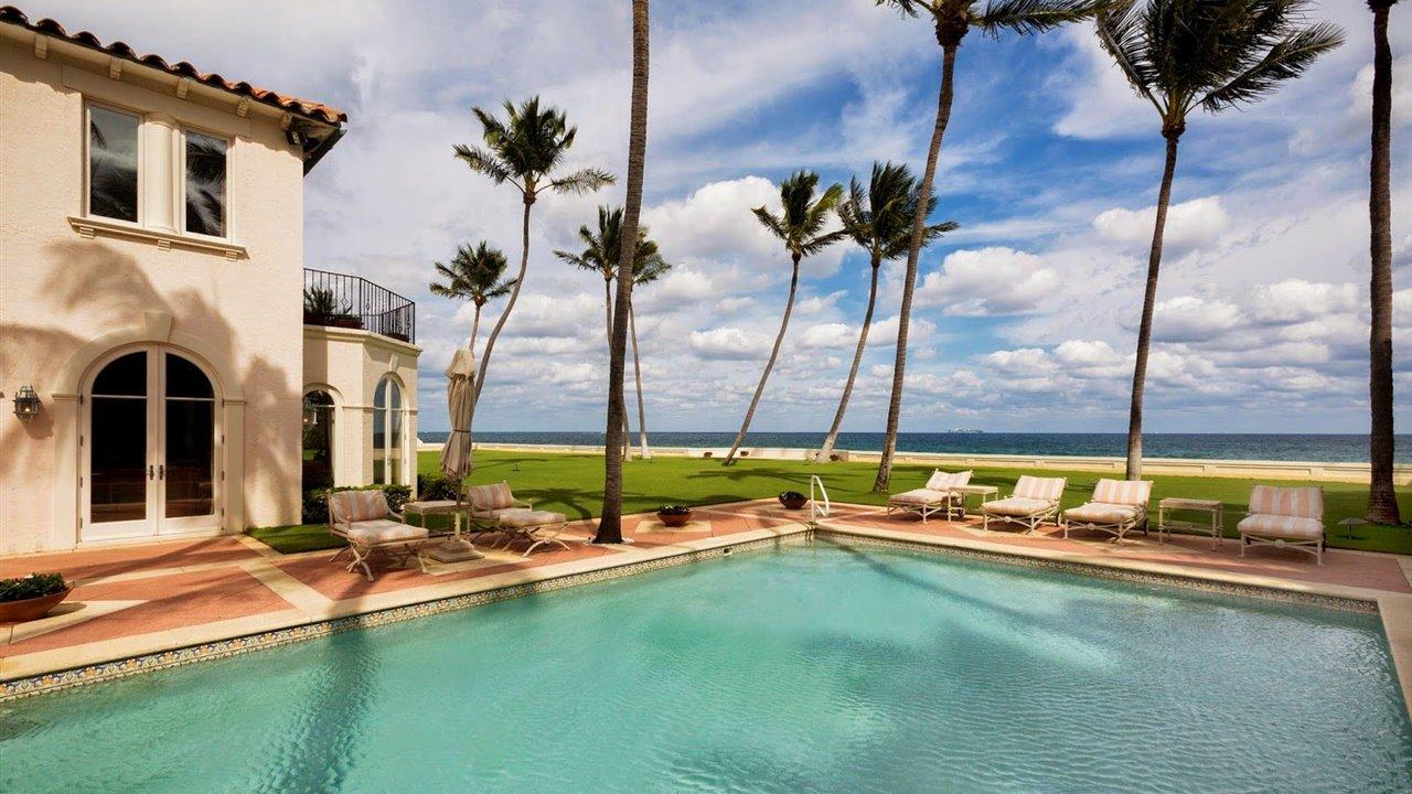 Vendida la casa en Palm Beach de JFK por 62 millones de euros