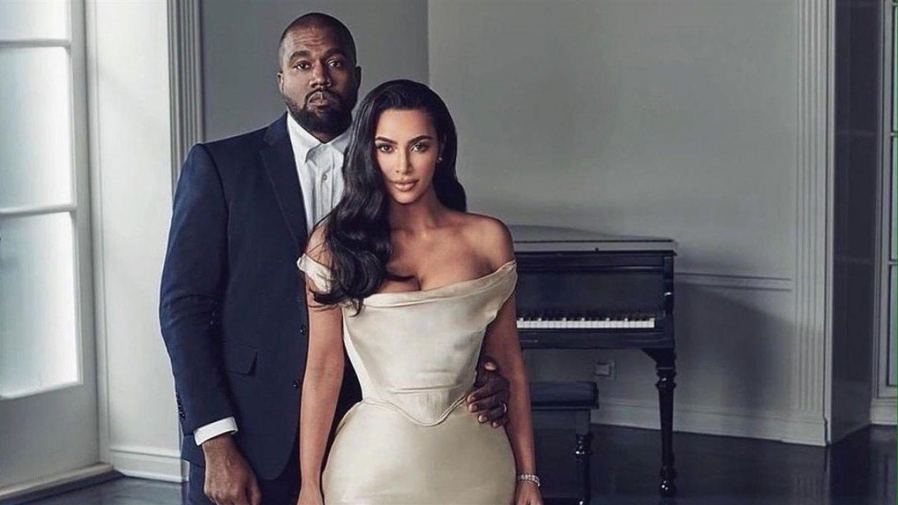 Así viven Kim Kardashian y Kanye West tras su separación